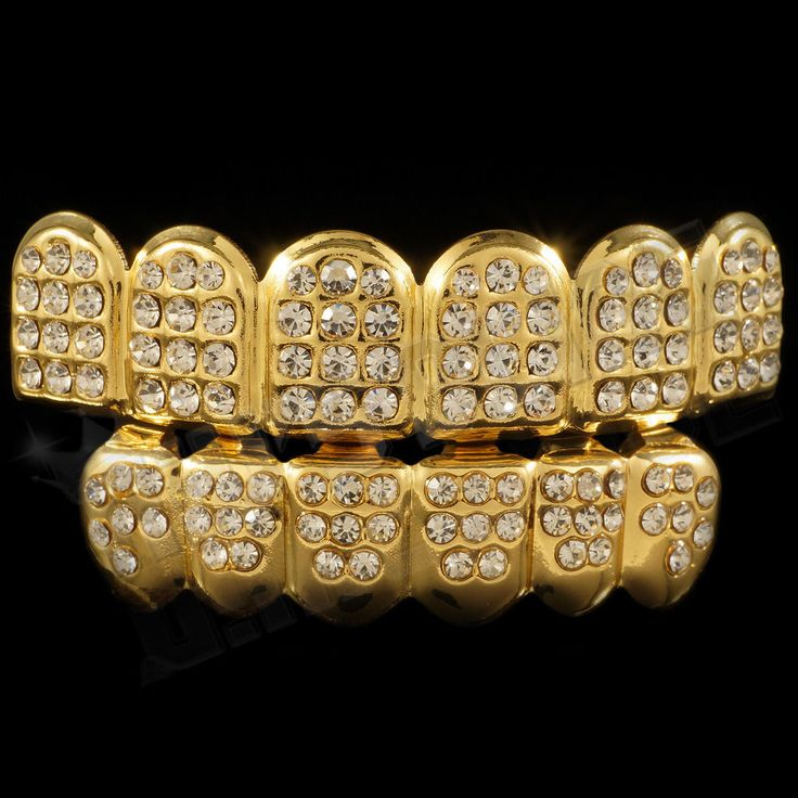 Cool Great 14K Gold Teeth GRILLZ Top Bottom ICED OUT CZ Tooth Caps Grill Hip Hop Bling 2GTB 2017 2018 Check more at http://24store.ml/fashion/great-14k-gold-teeth-grillz-top-bottom-iced-out-cz-tooth-caps-grill-hip-hop-bling-2gtb-2017-2018/