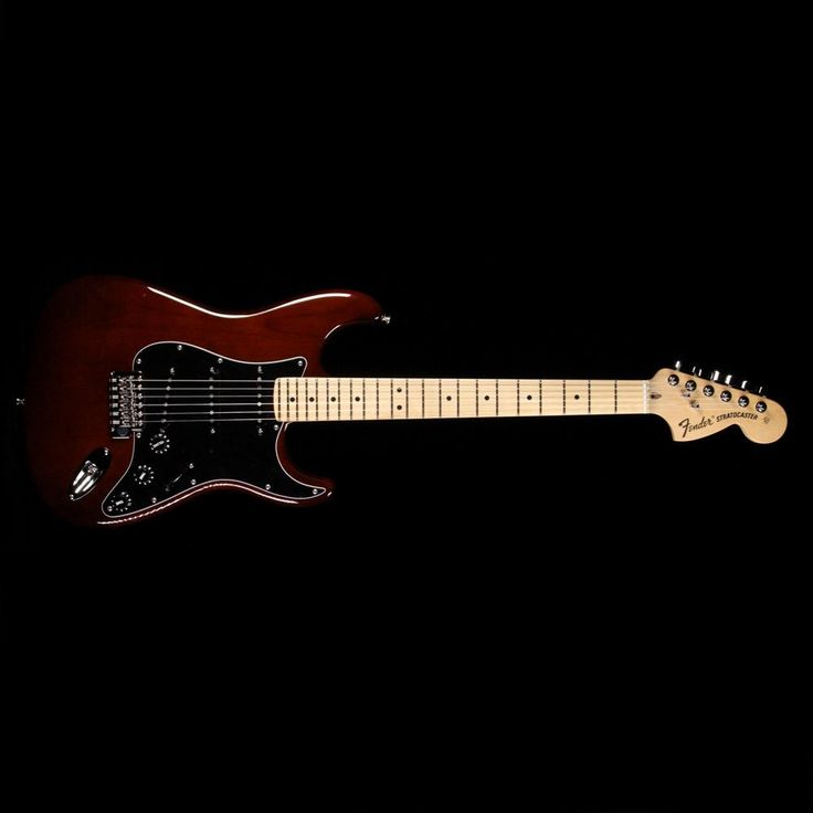 Fender American Special Stratocaster Electric Guitar Walnut