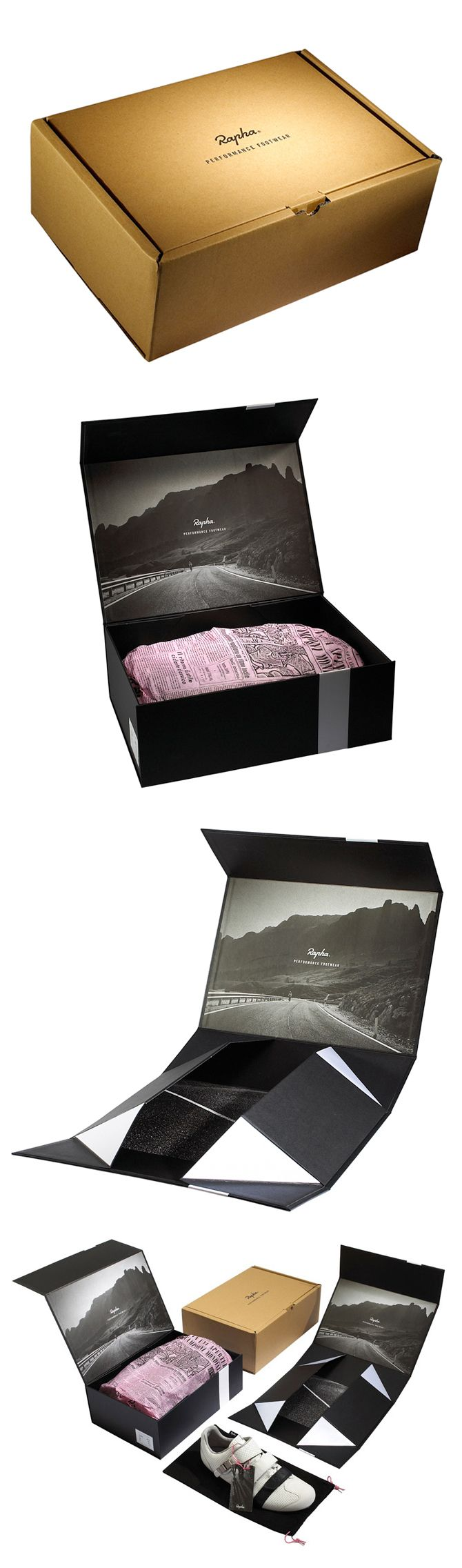 Well these examples of e-commerce packaging have some serious WOW factor