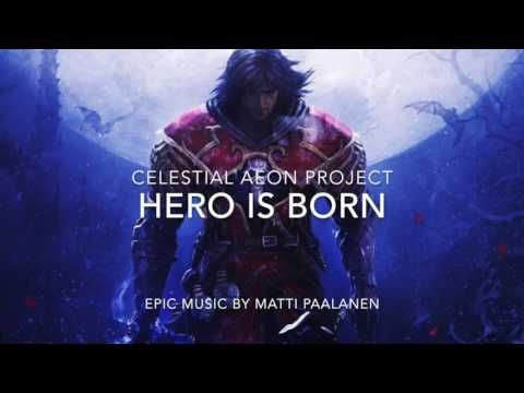 Epic Music - Hero Is Born - Celestial Aeon Project - YouTube