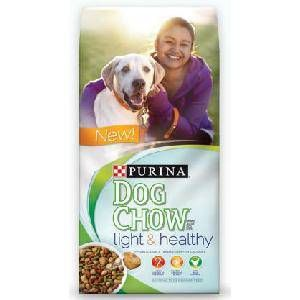 Purina® Dog Chow® Offers a Light & Healthy Solution to Managing the Dog's Weight | FIDO Friendly
