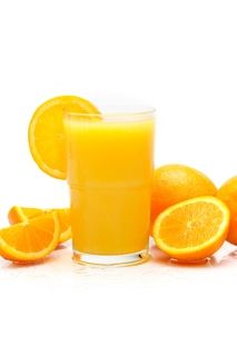 A healthy, vitamin-rich mix of oranges, carrots, lemon, and ginger will unleash the inner beast inside you.