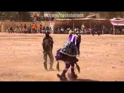 Африканский зажигательный танец - YouTube