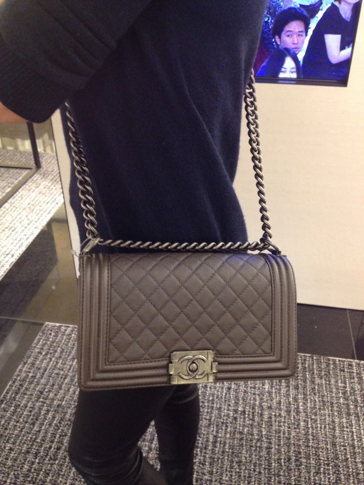 10 Best Images About Chanel Boy Handbags On Pinterest