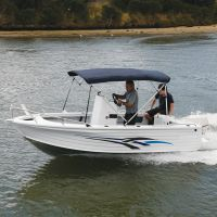 4 Bow Bimini Top 1.5 to 1.7 - Only $411.00 + get shipping free #Cheapboatcovers