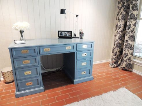 Rustoleum Slate Satin Finish Furniture Paint