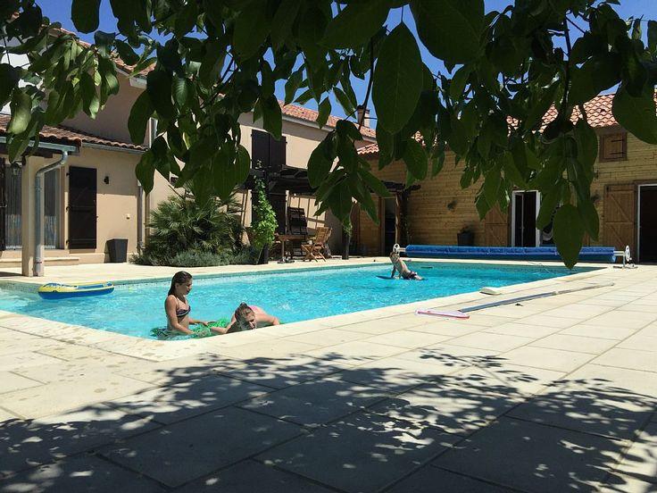 - Pool & patio