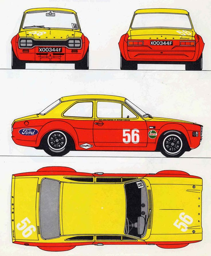 The 28 Best FORD ESCORT MK1 Images On Pinterest