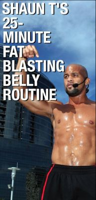 Fast Belly Blast: Shaun T's Abs Workout
