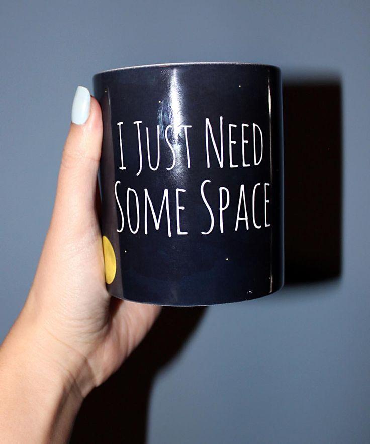 Mooooood! I Just Need Some Space - Mug . . . . . #alittleleafy #sharemysociety6 #society6 #s6 #ijustneedsomespace #mug #funnymug #muglife #funnygift #galaxies #mars #nasatv #astronomy #galaxy #sky #star #nightsky #stars #milkyway #energy #astrophotography #inspiration #solarsystem #goodvibes #cosmos #nasa #art #moon #planet #life