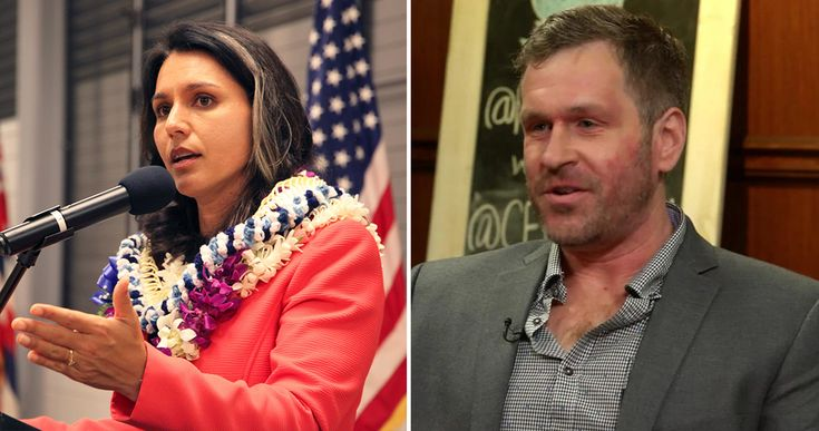 Alternative Bedfellows: Cernovich Says Tulsi Gabbard Will Be Political Revolutionary