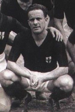 Mario Magnozzi (Italian pronunciation: [ˈmarjo maɲˈɲɔttsi]; 20 March 1902 – 25 June 1971) was an Italian footballer who played as a forward. He competed in the 1928 Summer Olympics with the Italy national football team.