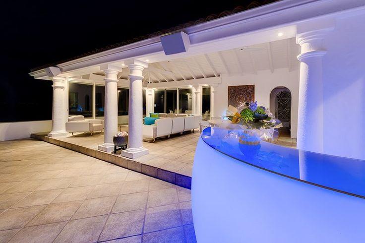 WIMCO Villas, Carisa, C LYM, St. Martin, Beach Side/Baie Rouge, Family Friendly Villa, 2 Bedroom Villa, 2 Bathroom Villa, Pool, Exterior, WiFi