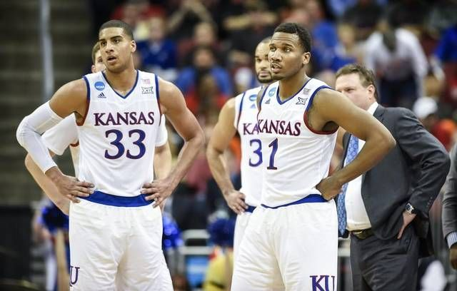 "Looking ahead: What's in store for KU basketball in 2016-17? Looking ahead: What's in store for KU basketball in 2016-17? LOUISVILLE, KY. Kansas men's basketball coach Bill Self was quick to accept the truth following Saturday's 64-59 Elite Eight loss to Villanova. ""We only start one senior,"" Self said, ""but the reality is, we're not going to have our entire group back."" Although there is uncertainty with KU's roster, the Jayhawks appear to be in a strong position entering 2016-17 even if…"