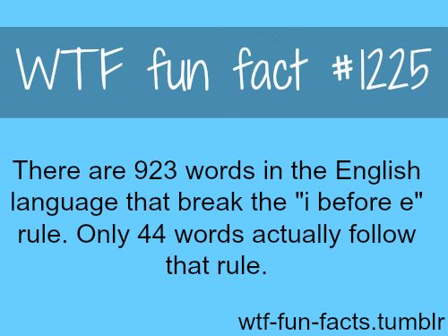 127 best images about Awesome Facts. on Pinterest | Scrubs tv ...