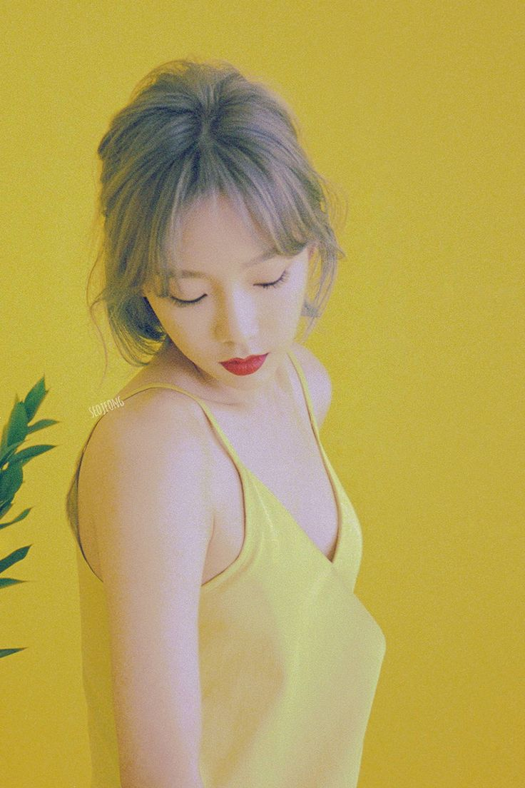 170307 SNSD Taeyeon - The First Solo Album 'My Voice' Teaser