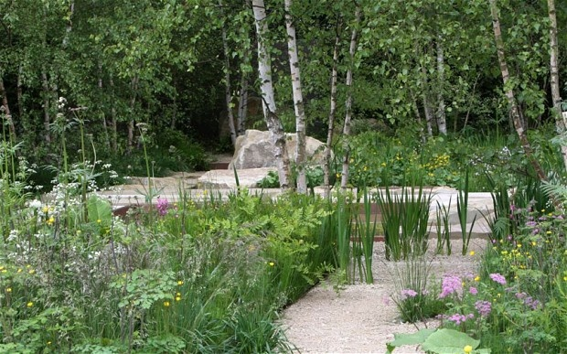 The Telegraph Garden at the Chelsea Flower Show 2012