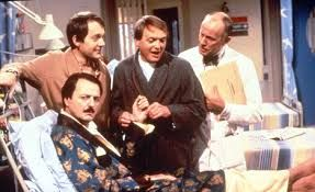 Only when I laugh - 1979-1982 James Bolam Peter Bowles Christopher Strauli Richard Wilson