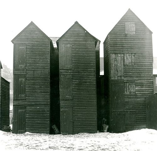 Hastings net drying sheds (by Stephen Tierney)      architecturemas: