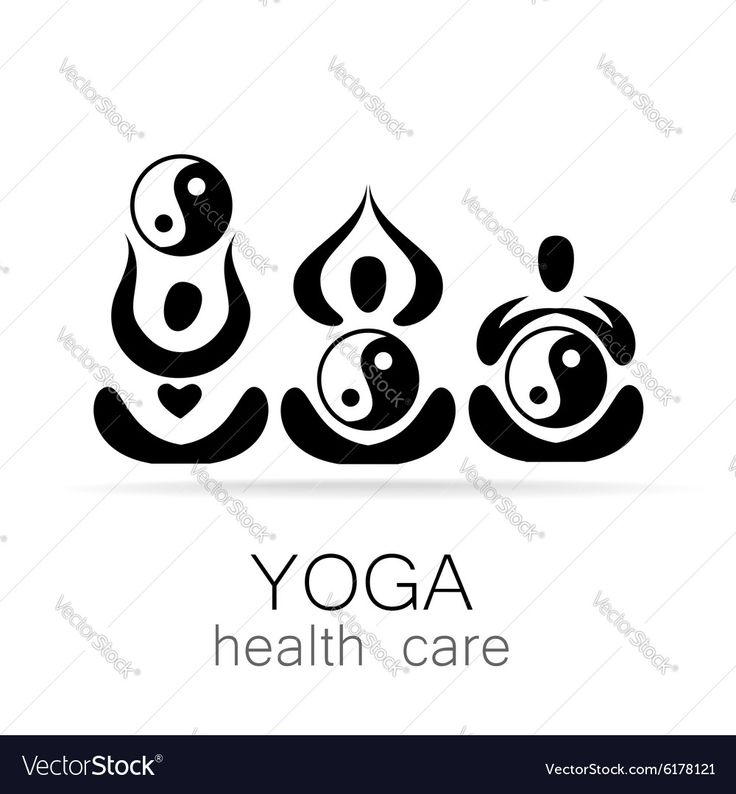 Vector image of Yoga health care Vector Image, includes man, logo, design, icon & nature. Illustrator (.ai), EPS, PDF and JPG image formats.