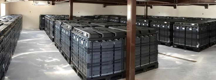 Sustainable Salt Water Battery Won't Corrode & Can Power Your Home For 10 Years... - http://www.ecosnippets.com/alternative-energy/sustainable-salt-water-battery/