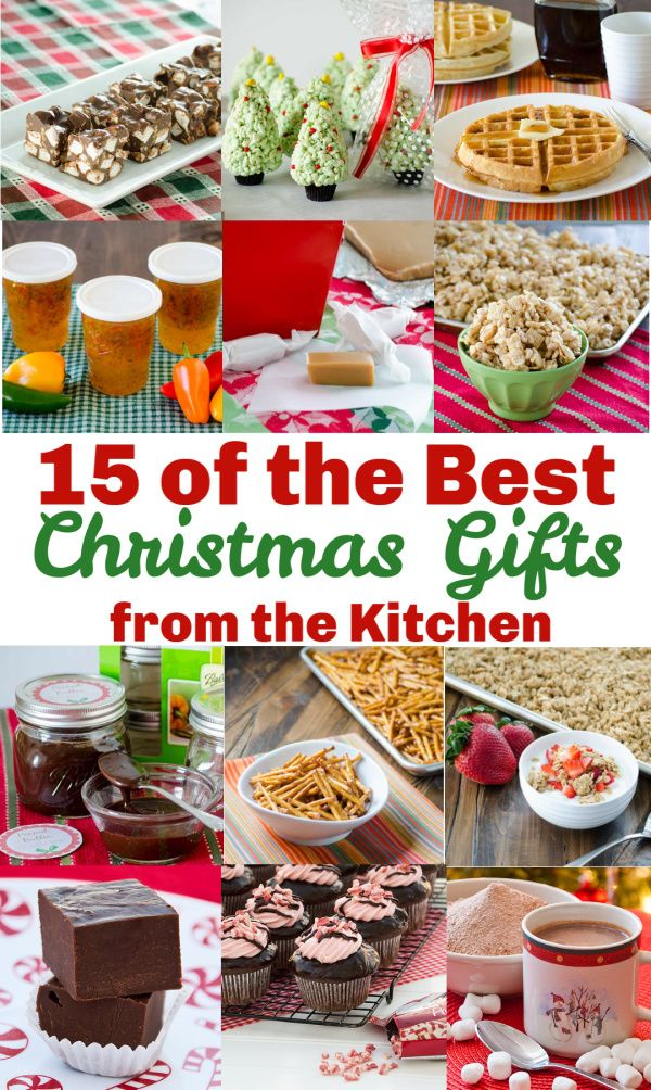 15 Of The Best Christmas Gifts From The Kitchen Real Mom Kitchen Gifts From The Kitchen Best Christmas Gifts Christmas Food Homemade Hot Cocoa