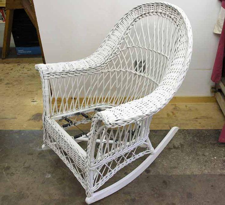 Best 25 Wicker Rocking Chair Ideas On Pinterest Rocking