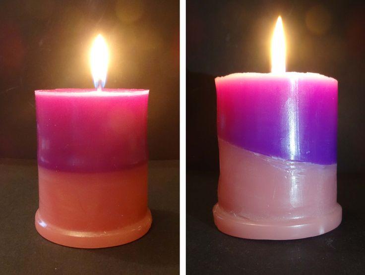 Sbizzarritevi a creare una candela bicolore!! Tutto l'occorrente nel nostro nuovo kit, comprensivo di istruzioni facili facili ;) Seguite il link! Have fun creating a two-tone candle!! Everything you need in our new kit, including easy easy instructions ;) Follow the link! http://monterosawicks-store.com/tutto-per-candele-fai/kit-per-candele-fai/kit-per-candele-bicolore-p-271.html