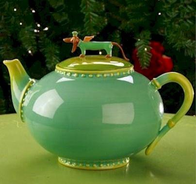 Dachshund Teapot =OMG that is so cute