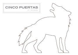 Znalezione obrazy dla zapytania wilk wykroje do szycia