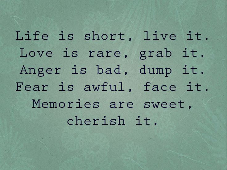 Life Is Short Quotes Life Quotes Pinterest Life Is Short Wisdom And