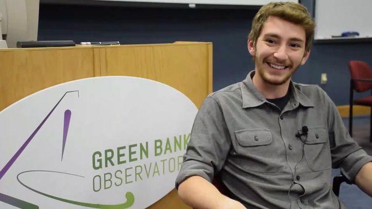 Careers video radio astronomy astrophysics green