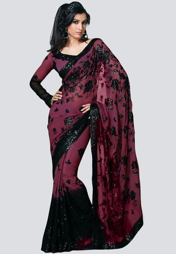 #Saree - #SAREES - #jabongworld #indianethnic #ethnic #indiansaree #Sareez