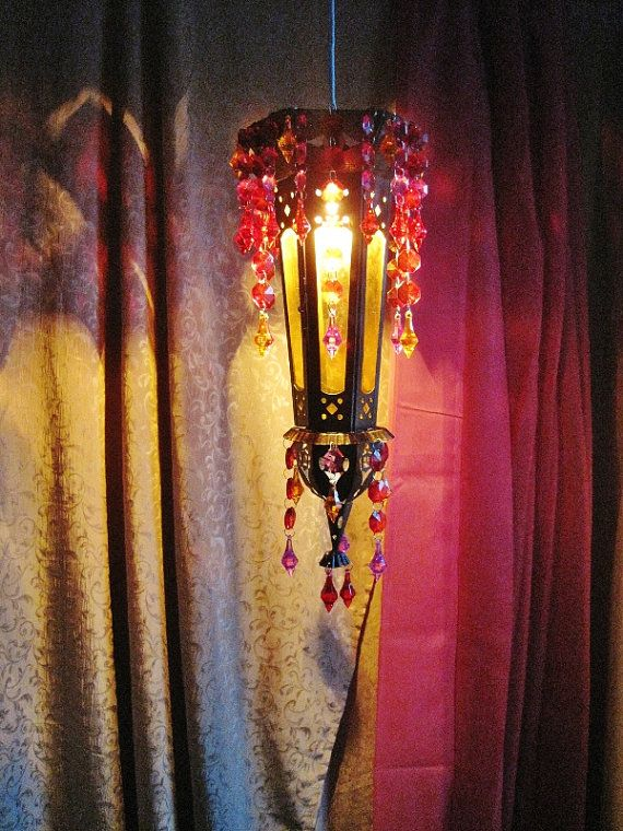 Arabian Nights Mediterranean Pendant by ShabulousChandeliers