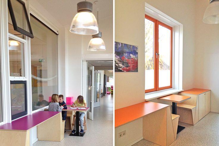 53 beste afbeeldingen van leren scholen interieur for Interieurarchitecten nederland