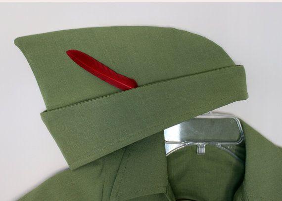Peter Pan Hat for Toddlers  Kids Teens and Peter Pan