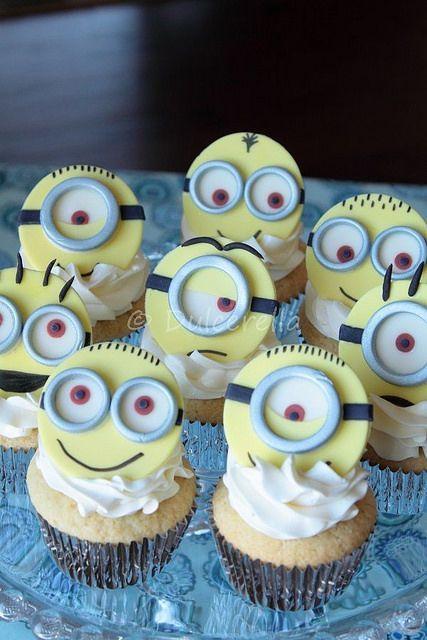 26 Minion Cupcake Ideas