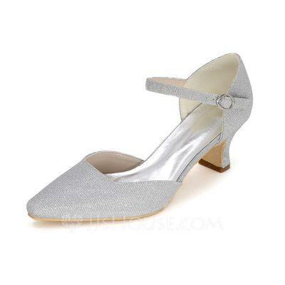 Cheap Heels Silver Buy Quality Shoes Wedding Directly From China Heel Suppliers Creativesugar Fashion Woman Pointed Toe Dorsay Glitter Low Medium