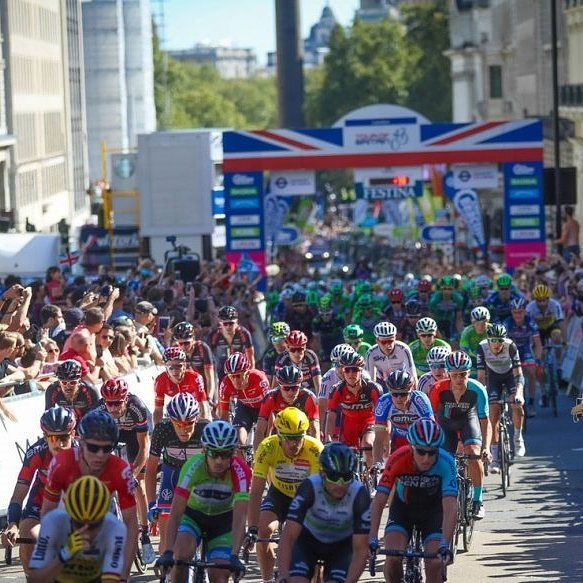 @thetourofbritain kicks off today Stage 1 #Edinburgh to #Kelso - come to the Dare 2b stands near the start and finish lines for your official merchandise including special Edinburgh edition tees! Tap link in our bio for all you need to know about the Tour of Britain and to shop the collection online.  #ovotob #tourofbritain #cycling