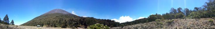 Mount Semeru, East Java. It's so beautiful!