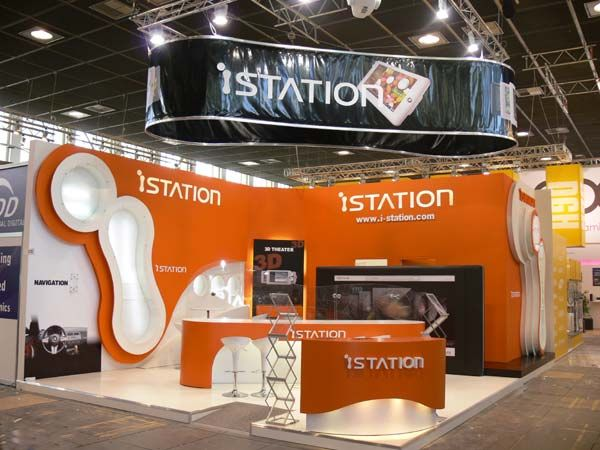 Expo Stand Backdrop : Trade show booth layout stand design ideas