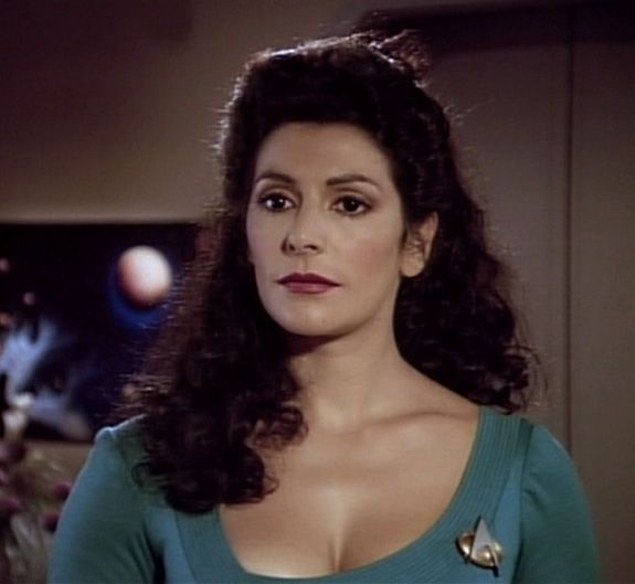 deanna troi hot - Bing Images | Star Trek Females | Pinterest