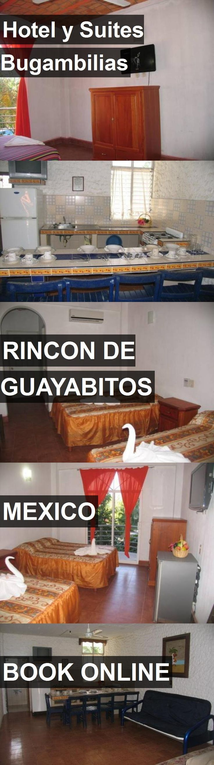 Hotel Hotel y Suites Bugambilias in Rincon de Guayabitos, Mexico. For more information, photos, reviews and best prices please follow the link. #Mexico #RincondeGuayabitos #HotelySuitesBugambilias #hotel #travel #vacation