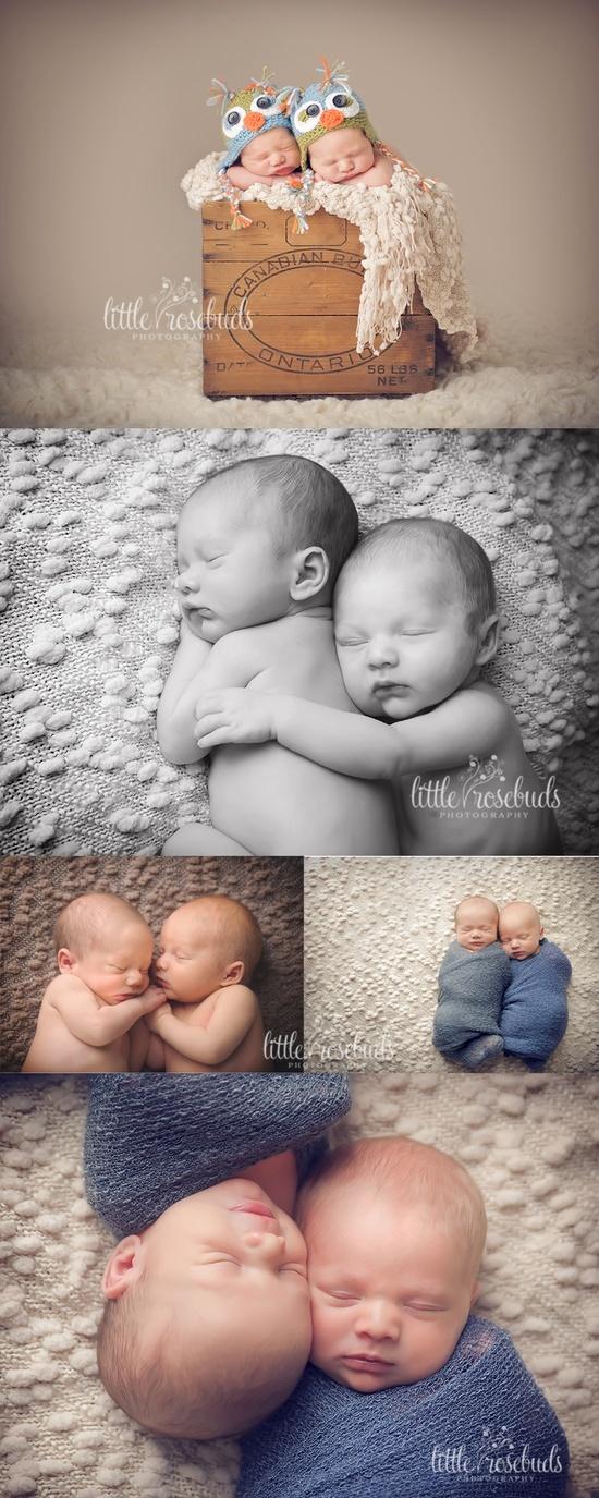 My Pins Blog - newborn twins photography