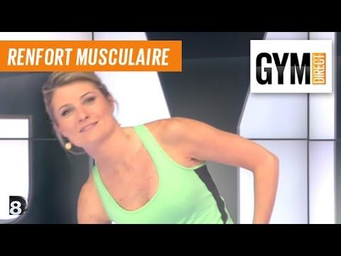 Fessiers - Renforcement musculaire - 205 - YouTube