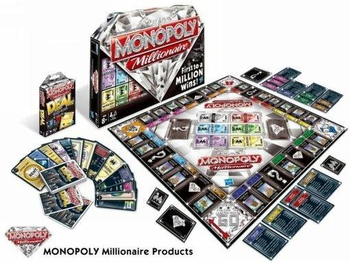 Monopoly - Milionerzy - gra logiczna i edukacyjna