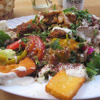 Ali Baba - Libanesisches Restaurant - Friedrichshain - Berlin - Beiträge - Fotos - Yelp