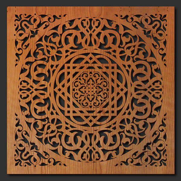 Modern Diy Art Design Collection: Wooden Wall Decorations