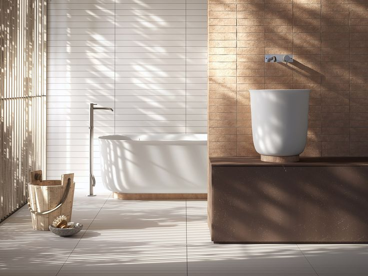 Soft clay, velvety Corian, polished marble