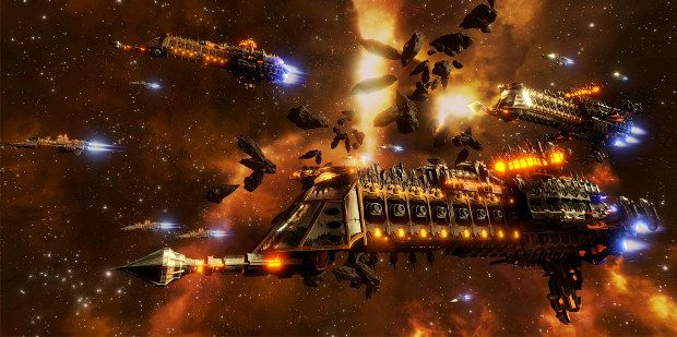 Holy Ships: Battlefleet Gothic – Armada Announced | Rock, Paper, Shotgun